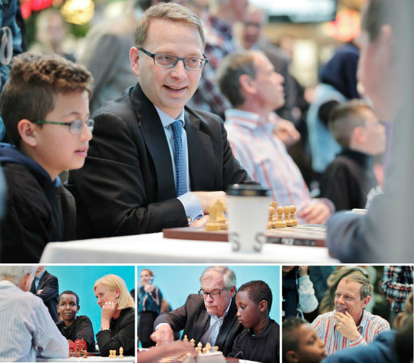 Partner: Swedish Chess Academy