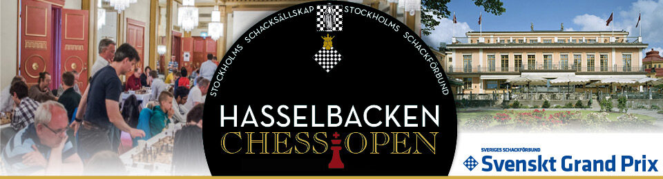 Hasselbacken Chess Open